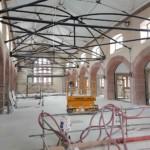 Kieffer - aerogommage - realisations - monuments historiques - interieur